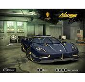 Need For Speed Most Wanted Koenigsegg Agera RS Naraya
