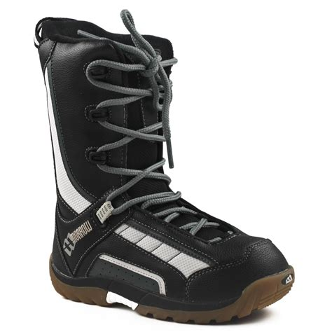 morrow slick snowboard boots youth demo 2008 evo outlet