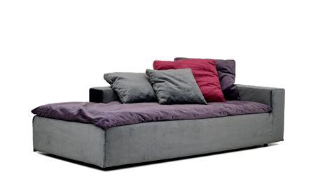 ã berwurf ottomane hussen sofa sondergaard hussensofa als sitzer in tiefrot