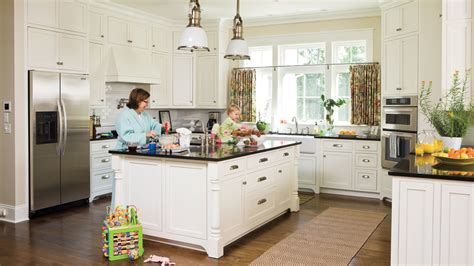 southern living kitchen designs stylish vintage kitchen ideas southern living
