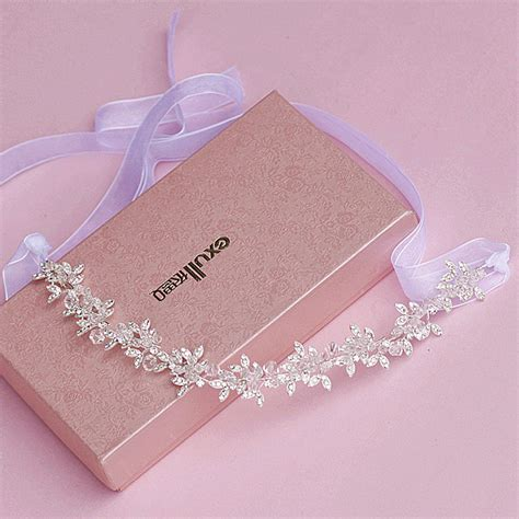 Wedding Hair Accessories Ribbon Headband by Buy Wholesale Wedding Ribbon Headbands From China