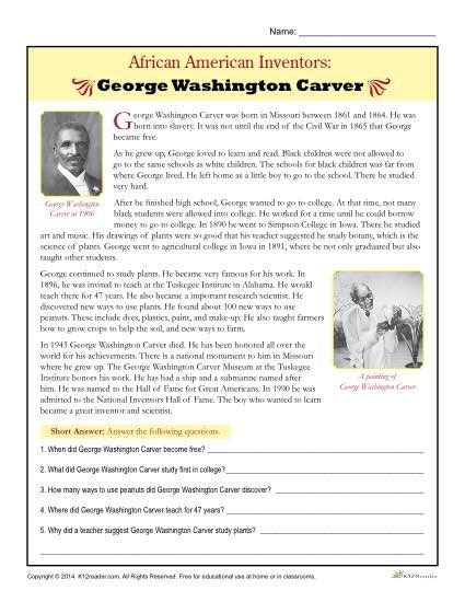 george washington carver biography in spanish 25 best george washington born ideas on pinterest