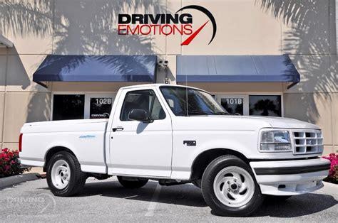 1994 ford f 150 svt lightning stock 5759 for sale near lake park fl fl ford dealer