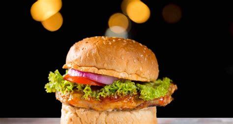 Pemanggang Burger cara membuat burger yang sedap asap dapur