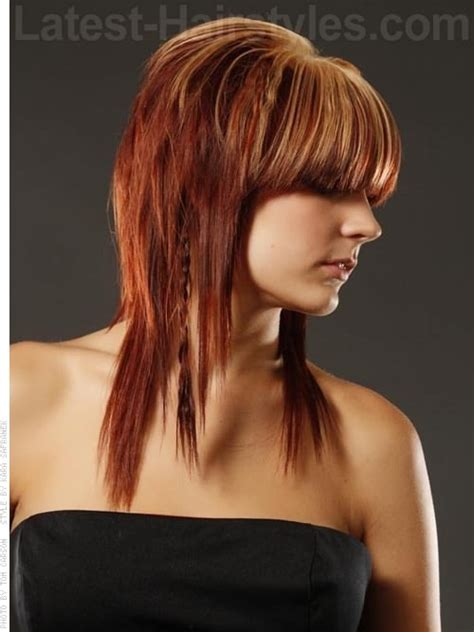 latest layered shaggy hair pictures lovely long shag hairstyle ideas http www latest