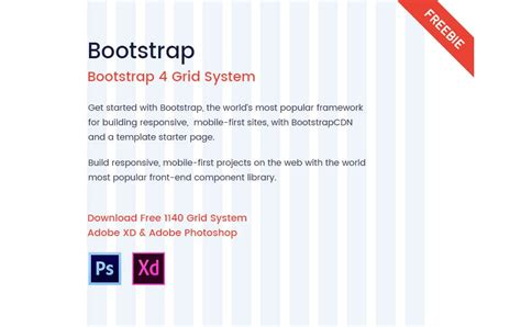 bootstrap grid layout system 25 bootstrap grid system psd templates 187 css author