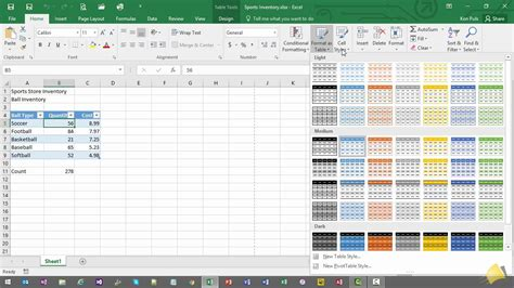 excel tutorial youtube 2016 how to use the excel ribbon excel 2016 tutorial youtube