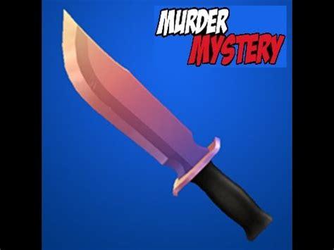 roblox thumbnail murder roblox murder mystery youtube