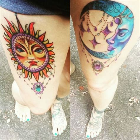 17 syndicate tattoos quot la 17 best ideas about moon designs on