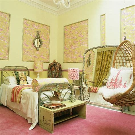 eclectic bedroom furniture pink eclectic bedroom bedroom furniture decorating