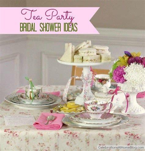 Bridal Shower Tea by Wedding Theme Tea Bridal Shower Ideas 2266963