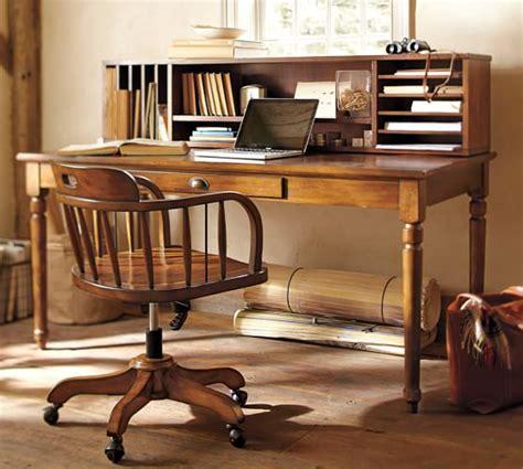 printer s writing desk small printer s writing desk large pottery barn