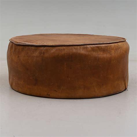leather poufs ottomans 1000 ideas about leather ottoman on pinterest leather