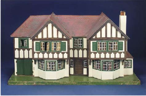 triang dolls house for sale a tri ang dolls house no 93 of stockbroker tudor style christie s