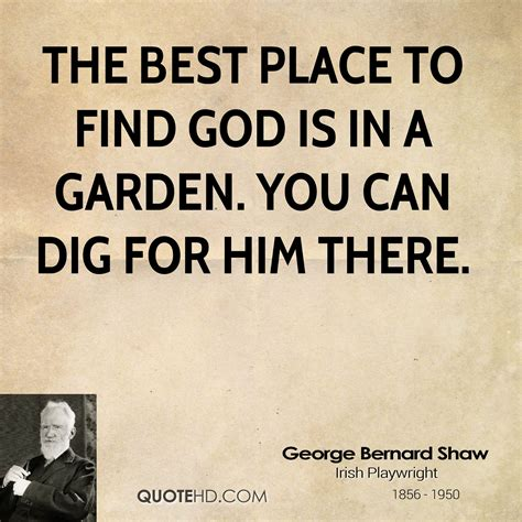 A Place With God And God Quotes About Gardening Quotesgram