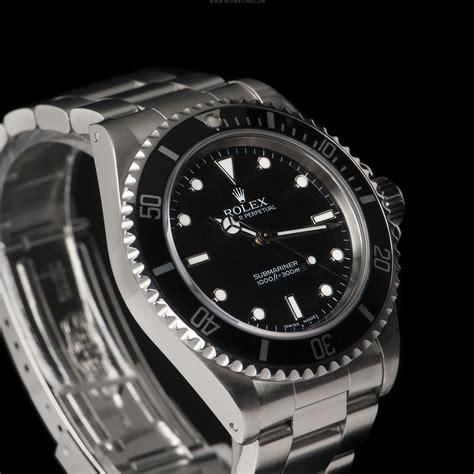 rolex m rolex submariner no date ref 14060m 40mm md watches