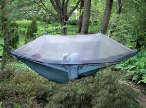 Hammock with Mosquito Netting   Perfect Plumber of Utah