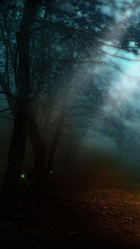 wallpaper for iphone hd 6s 750x1334 dark foggy night iphone 6s wallpaper hd