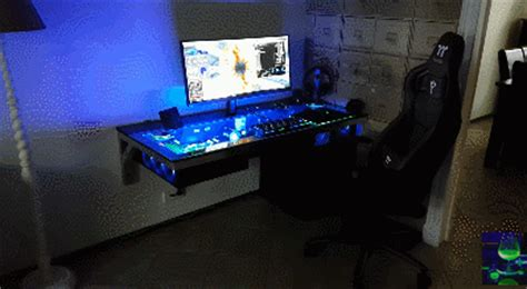 Liquid Cooled Desk by 20 Must See Pc Cases Mods