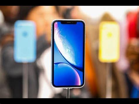 o iphone xr é bom نظرة على الهاتف المحمول iphone xr