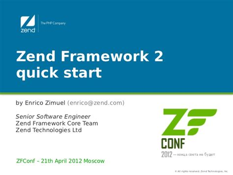 zend framework 2 layout footer zend framework 2 quick start