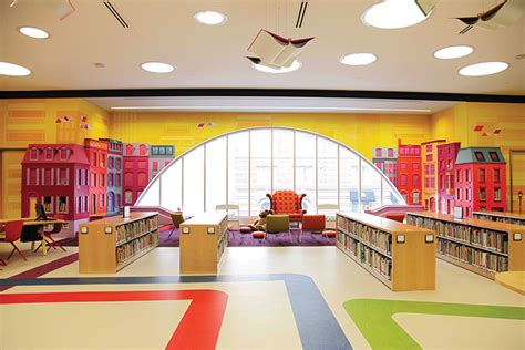 Kid Room Ideas For Small Spaces - 2015 library design showcase american libraries magazine