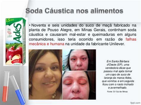 soda caustica alimentare soda c 225 ustica