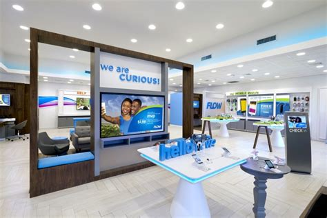 the flow store telecommunication 187 retail design blog
