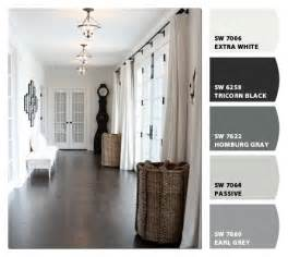 colors to paint my itchen i have black white valances earl gray sherwin williams paint colors pinterest