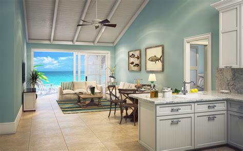 delightful beach home interior house plans
