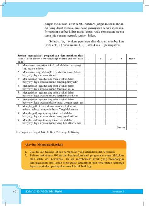 buku siswa seni budaya kelas vii smp kurikulum 2013 buku siswa seni budaya kelas vii smp kurikulum 2013