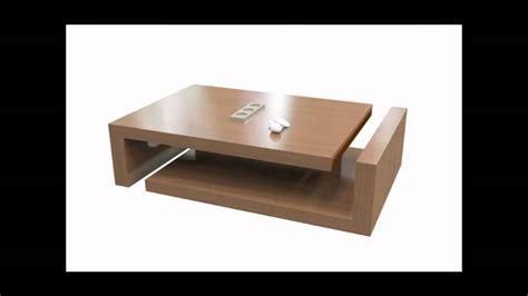 Construire Sa Table Basse