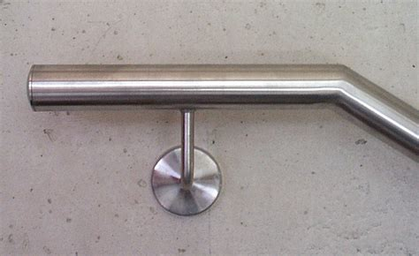 handlauf metall gl05236 handlauf detail