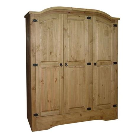 Mexican Pine Wardrobes by Corona Mexican Pine Furniture Wardrobes