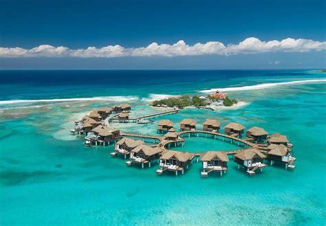 private caribbean island resorts