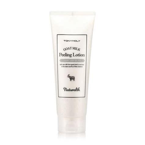 Harga Tony Moly Naturalth Goat Milk Moisture Lotion tonymoly naturalth goat milk peeling lotion 150ml