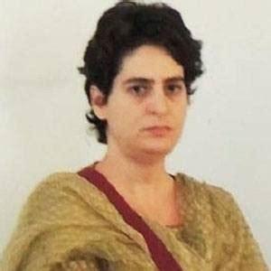 priyanka gandhi biography wikipedia priyanka gandhi bio facts family famous birthdays