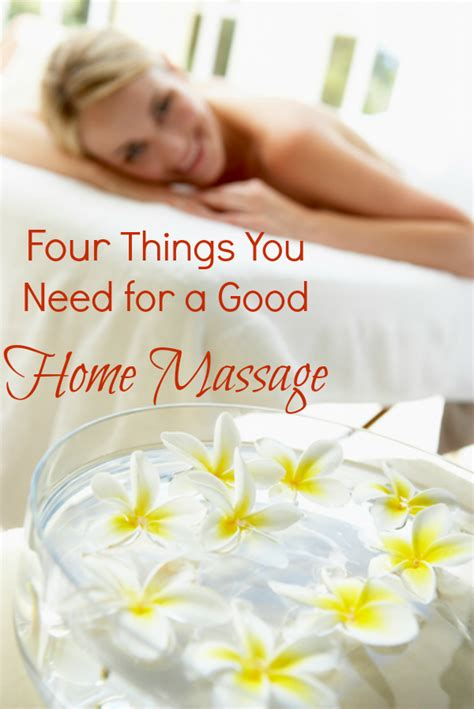four things you need for a home