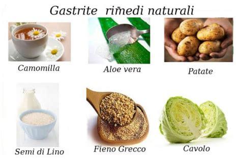 gastrite alimentazione dieta gastrite mal di stomaco consigli alimentari