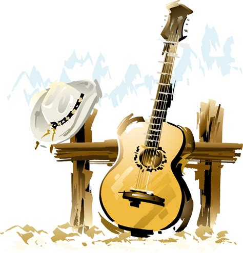 country music songs on guitar country music guitar clipart panda free clipart images