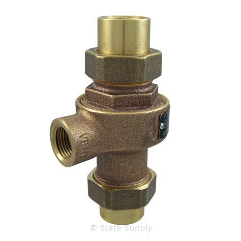 Bfp Plumbing by Acme 21574 0000lf Bfp Series 1 2 Quot Dual Check