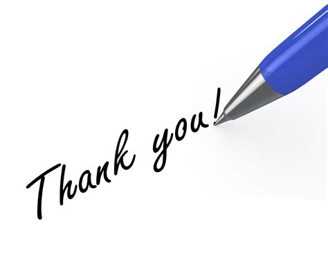 Thank You For Your Attention Clipart For Powerpoint Powerpoint Presentation Gallery