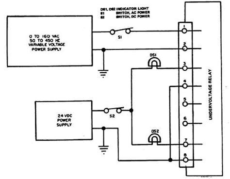 voltage relay schematic get free image about