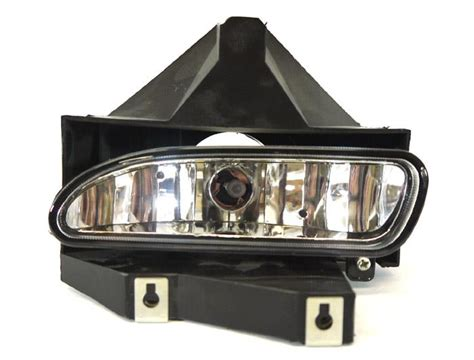 2003 mustang lights 1999 2004 ford mustang v6 gt clear fog lights replacement