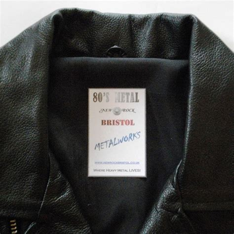 Moutley Jacket metalworks judas priest of retribution leather
