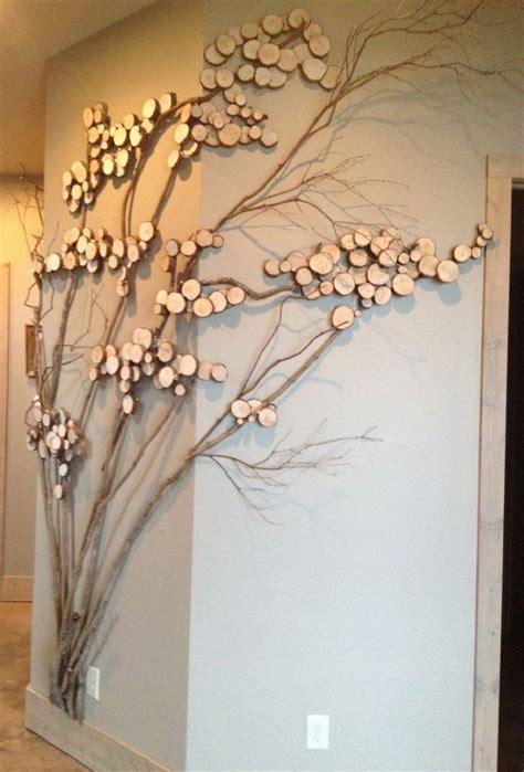ramas decoracion interiores arboles ideas de decoraciones hechas por ramas
