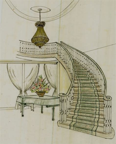 entryway stairs conceptual loft design boards entryway stairs perspective