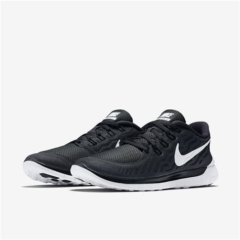 nike free 5 0 running shoes black white nike mens free 5 0 running shoes black white