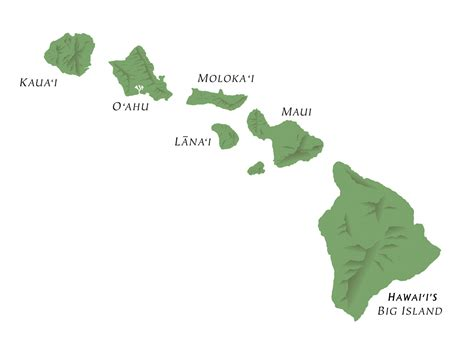 map of hawaii islands opinions on hawaiian islands