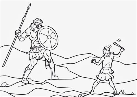 dibujos para colorear de david y goliat imagenes cristianas para colorear dibujos para colorear
